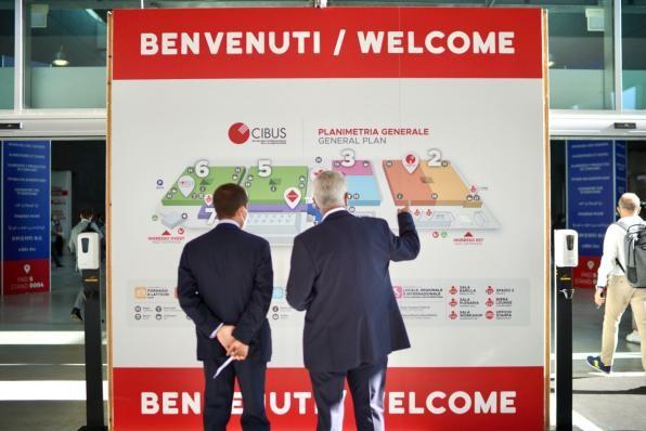 Cibus 2021:一次超出预期的成功展会